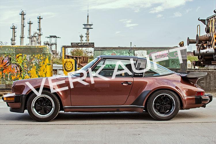 Porsche 911 Carrera 3,2L Targa WTL