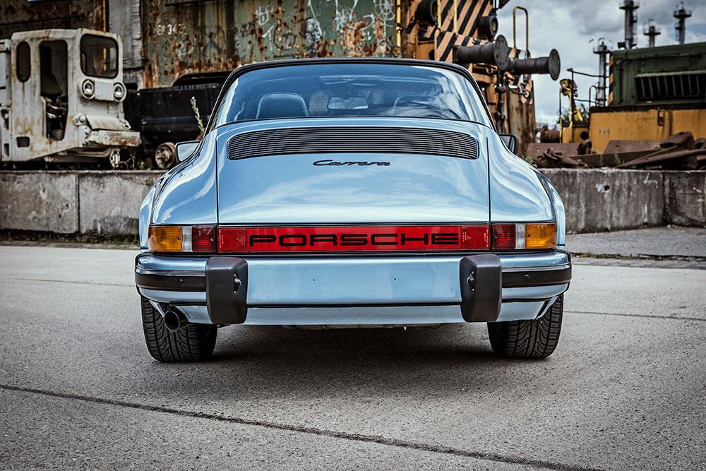 Porsche 911 Carrera Targa G Modell Galerie Sammlerst 252 Cke