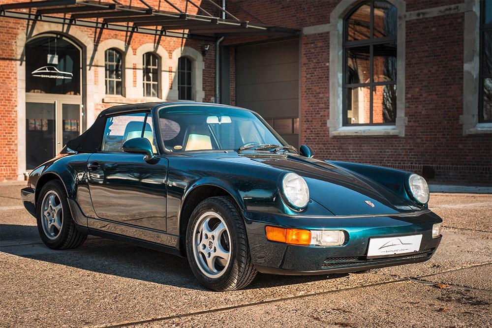 Porsche 964 Carrera 2 Cabrio
