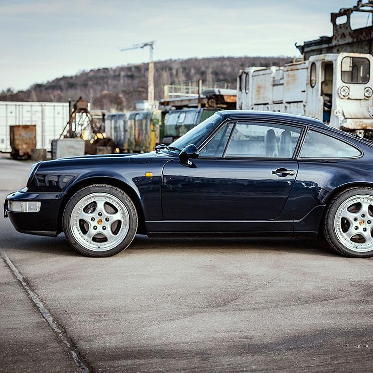 Porsche 964 Carrera 2 Coupe Nachtblau
