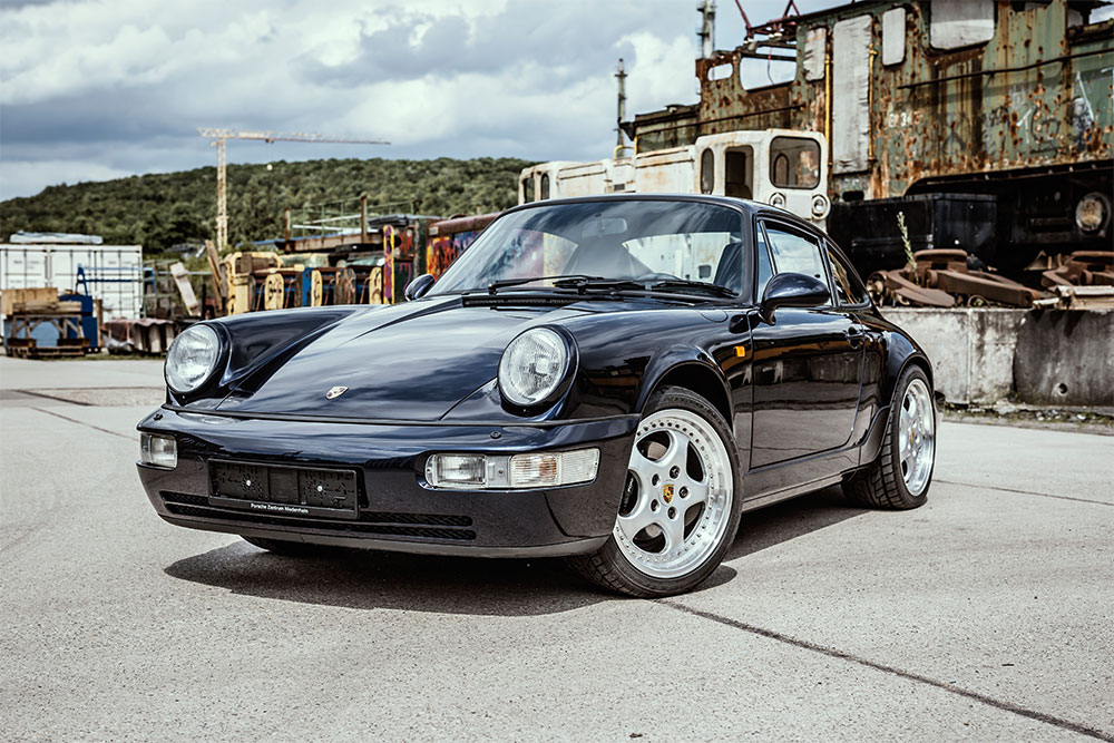 porsche 964 carrera 2 coupe sammlerst cke. Black Bedroom Furniture Sets. Home Design Ideas