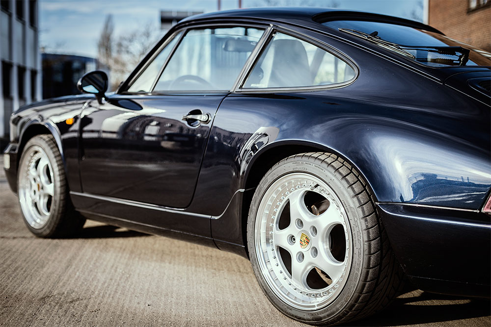 Porsche 964 Carrera 2 Coupe
