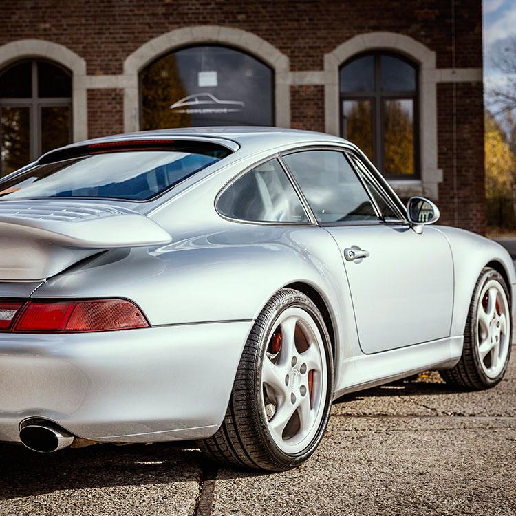 Porsche 993 Turbo Coupe