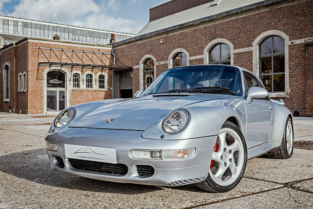 Porsche 993 Turbo Coupe
