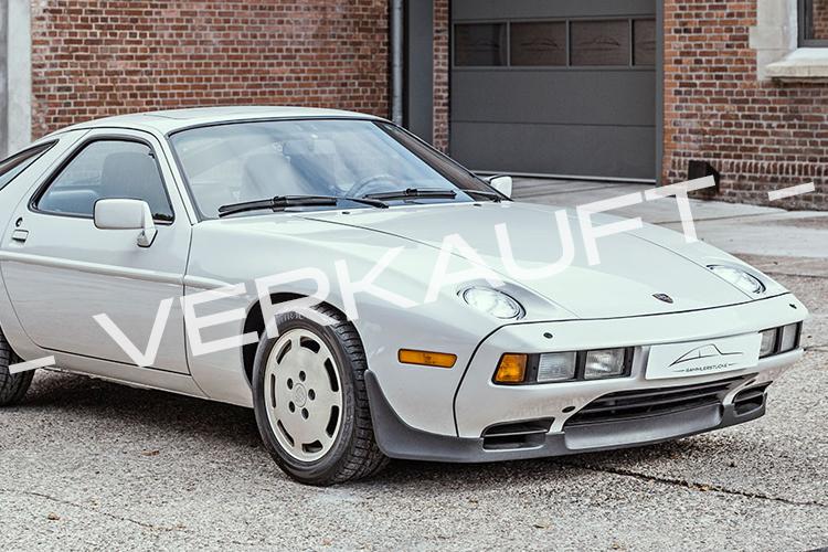 Porsche 928 S Preisträger Fahrzeug