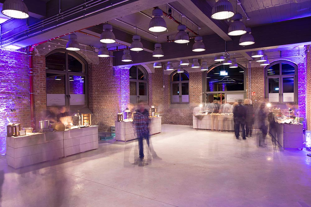 Buffet – Workshop – Sammlerstücke Eventlocation Moers – Raum Düsseldorf