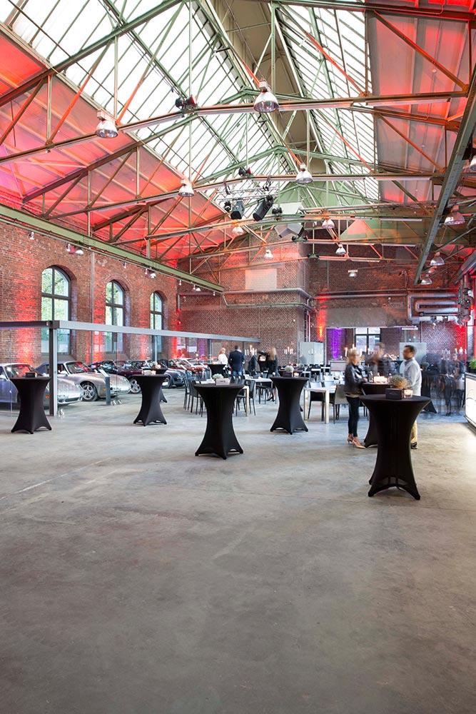 Classic-Hall – Feiern im Raum Düsseldorf – Eventlocation Sammlerstücke Moers