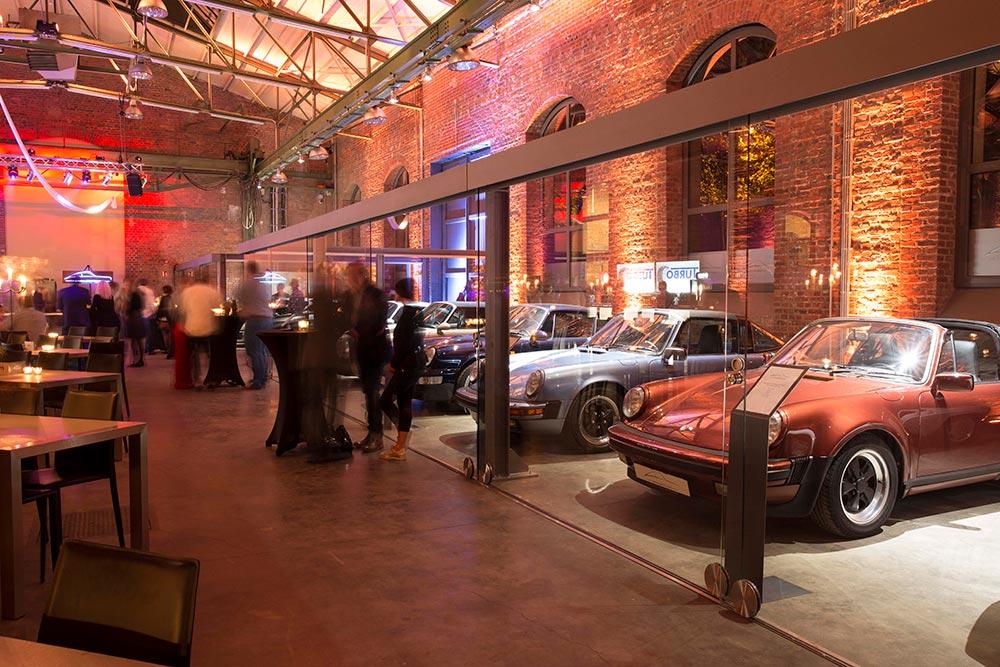 Classic-Hall – Sammlerstücke Eventlocation Moers – Raum Düsseldorf