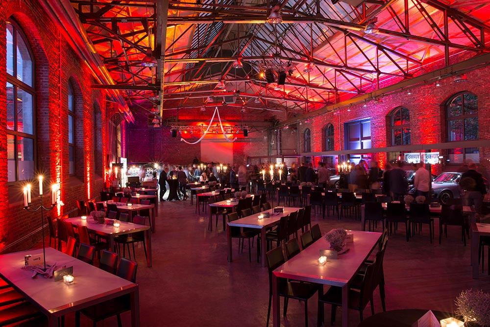 Classic-Hall – Veranstaltung – Sammlerstücke Eventlocation Moers – Raum Düsseldorf