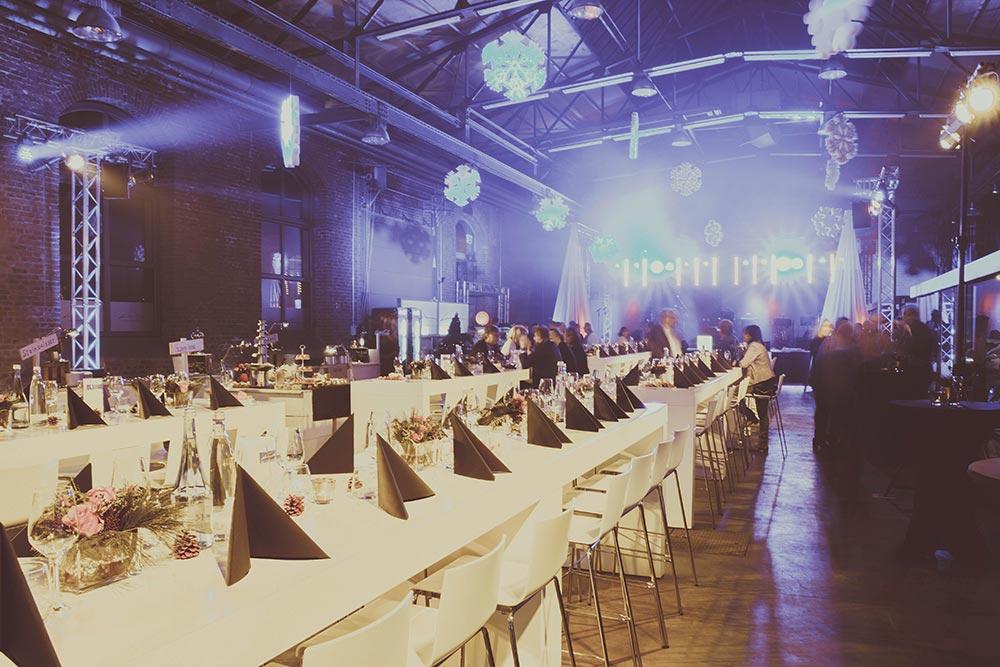 Hochzeit Classic Hall – Sammlerstücke Eventlocation Moers