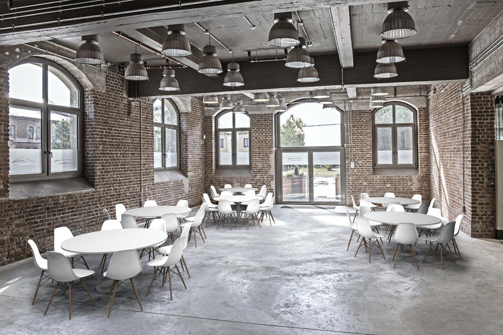 Workshop – Location für kleine Veranstaltungen – Sammlerstücke Moers