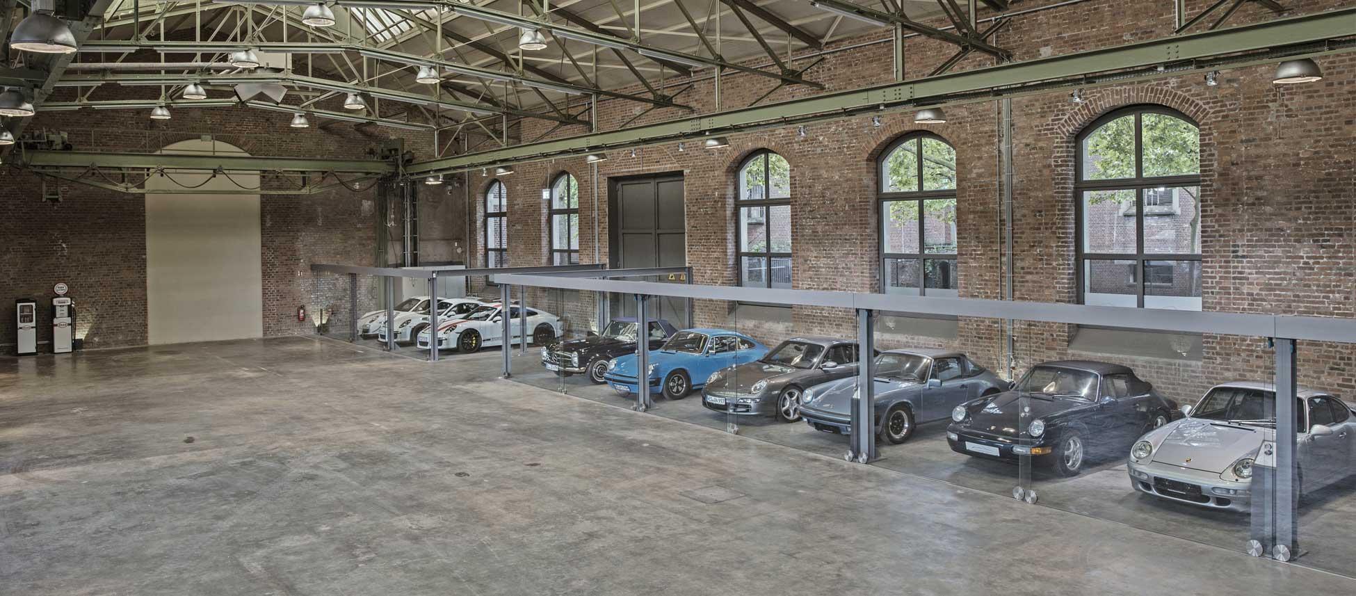 Stellplätze für Oldtimer und klassische Fahrzeuge